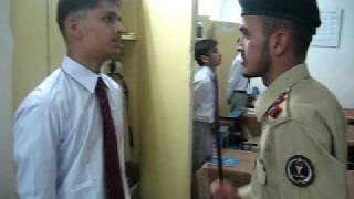 fooling at cadet college kohat.AVI