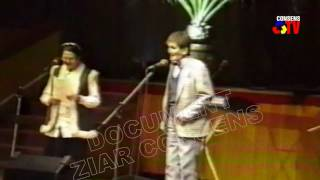 PUIU CALINESCU - Filmare Document - Polivalenta 1993 (One of the best comedians in the world) (HD)