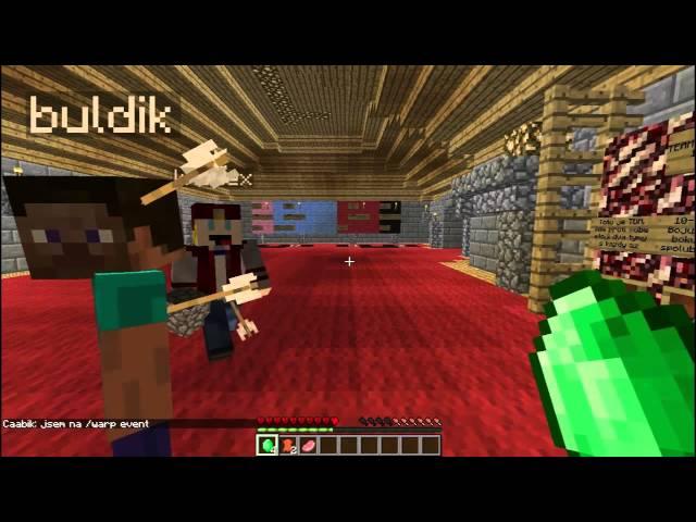 Minecraft | Hraní s fanoušky - 70 minut | Za 500 odběratelů | EndureCZ | HD