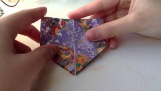 How To: Origami Candy Box!! + Tips On Ways To Use It ♥