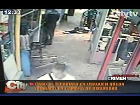 Video registró asesinato en el norte de Bogotá Citytv