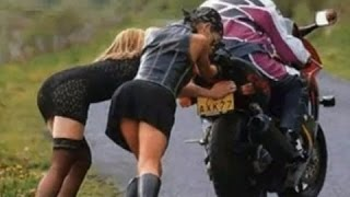EPIC Girls Bike and Motorcycles Fail Compilation THE BEST #1