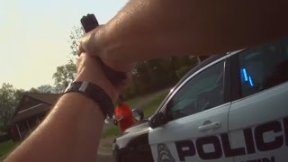 Body Cam, Dash Cam Video Of Fatal Officer Involved Shooting