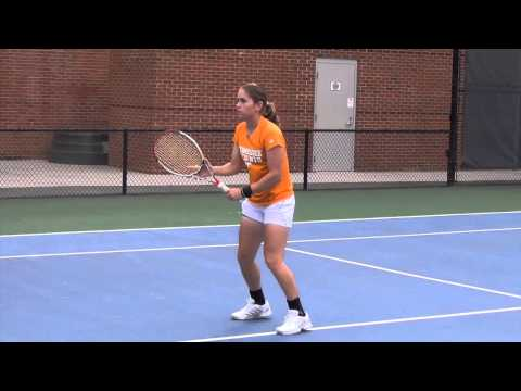 Lady Vol Tennis NCAA Singles and Doubles Preview