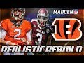 Rebuilding The Cincinnati Bengals | Mason Rudolph Is A Machine | Madden 18 Connected Franchise