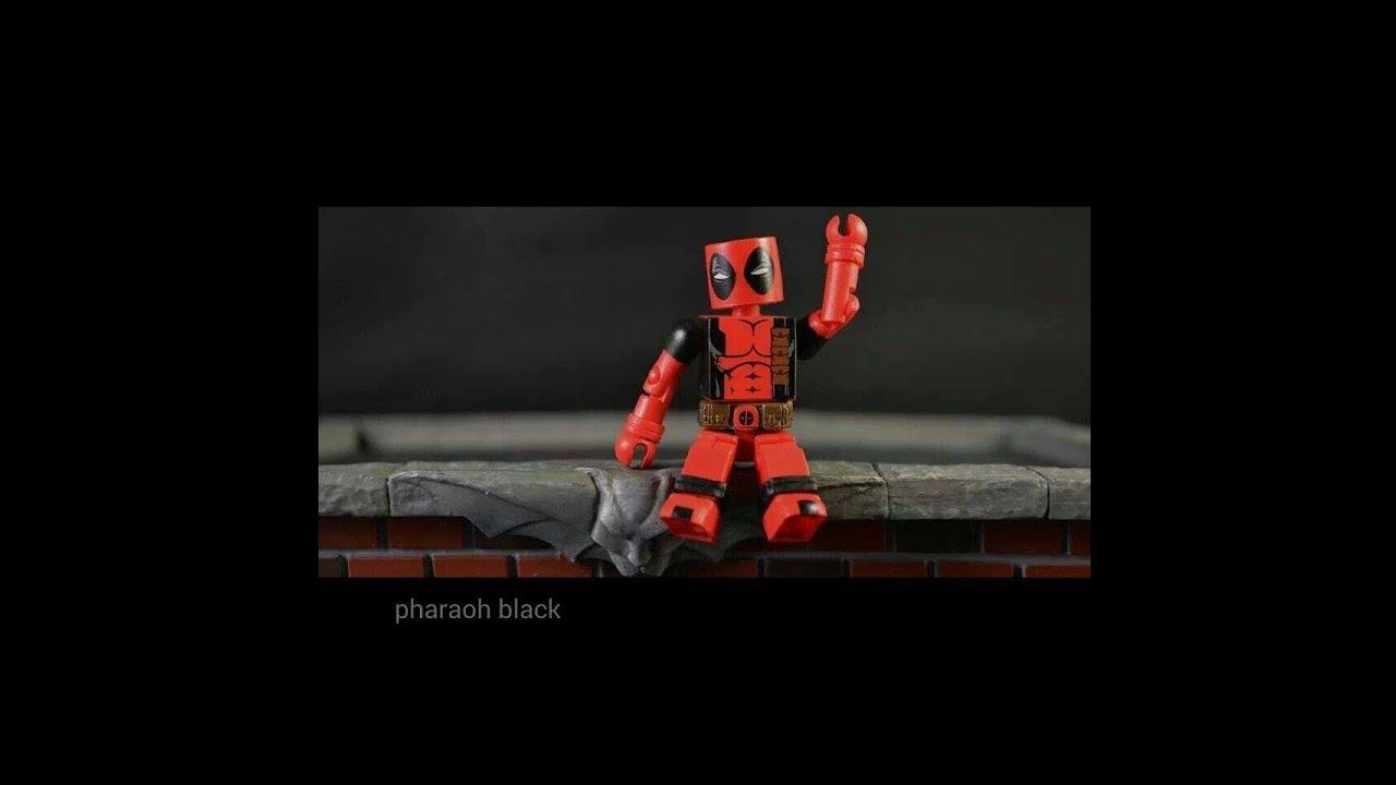 Minimates Deadpool Review Deadpool Figure Review