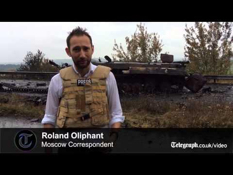 Ukraine: fierce fghting as rebels flee Slavyansk