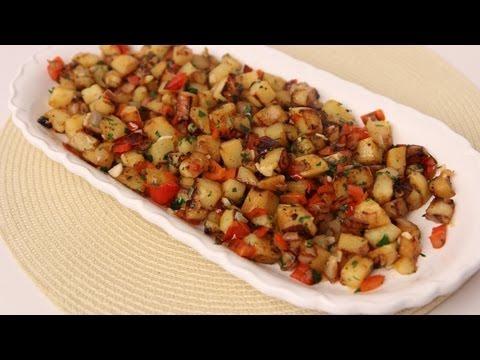 Homemade Potato Hash Recipe - Laura Vitale