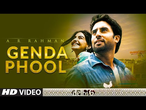 Genda Phool Full Song - Delhi 6