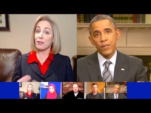 Obama Answers Obamacare Critic - Google+ Hangout