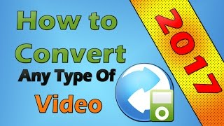 ShinChase | How to Convert any type of video | 2017
