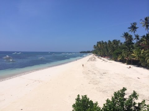 Top 3 Best Panglao Island Beaches Bohol Walking Tour by HourPhilippines.com