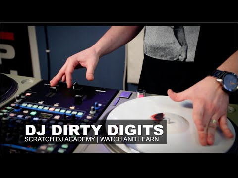 DJ Dirty Digits | The Autobahn Scratch | Watch and Learn