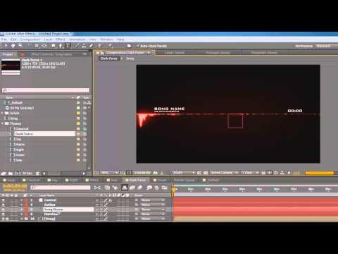 Audio Visualizer ▶ Audio Visualizer Creator