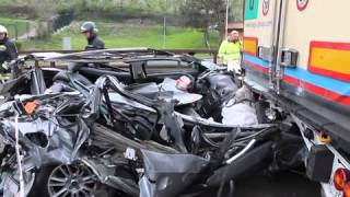 A22 grave incidente