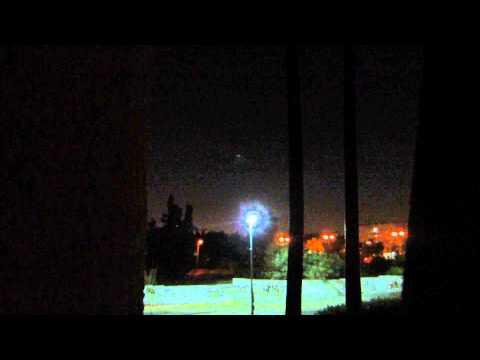 11.07.2014 20:44 Tel Aviv. Iron Dome. Kipat Barzel