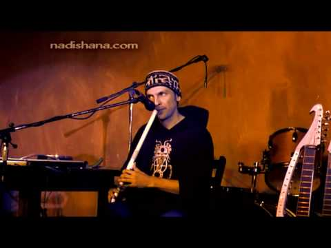 Nadishana - Hybrid Kaval (live in Novosibirsk)