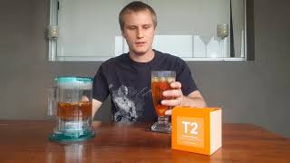 TeaV episode eleven - Iced Pack a Peach from T2
