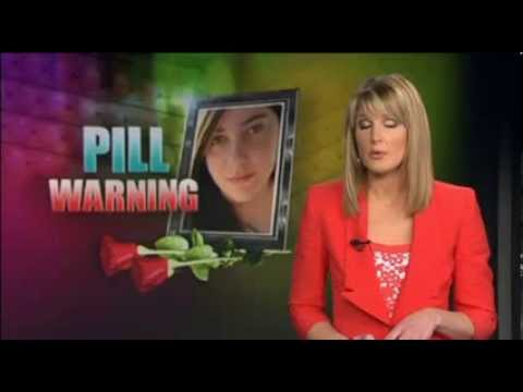 More Yaz / Yasmin contraceptive pill problems (Today Tonight) July 2013