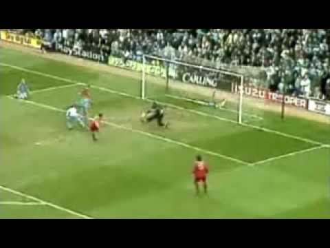 Michael Owen's Best goals for Liverpool