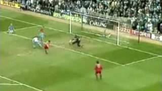Michael Owen's Best goals for Liverpool