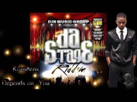 Da Stage Riddim MixDr  Bean Soundz)[2013 DJN MUSIC GROUP]