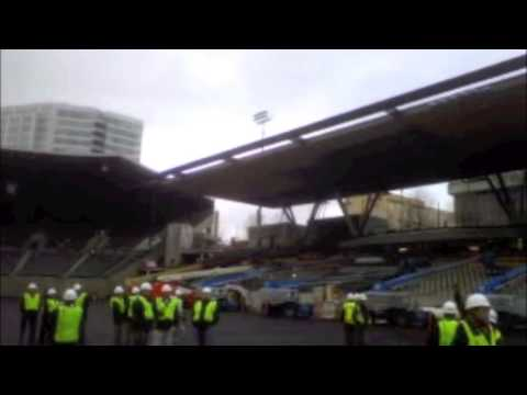 PGE Park Construction Update - Portland State Athletics