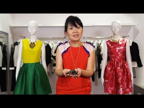 The AZ Wardrobe - Jewel Tone Colors
