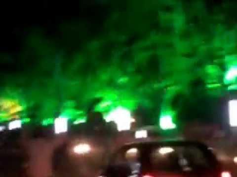 53rd Kerala School Kalolsavam Main Gate At Night View video