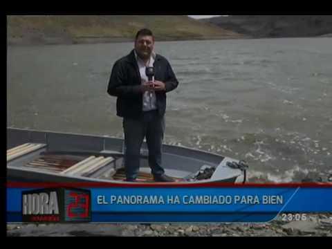 Lago Poco nos brinda una esperanza