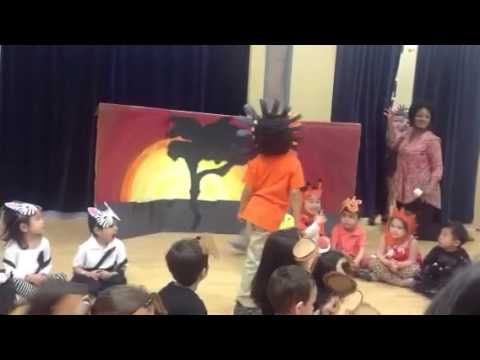 Waterfront montessori school play - clip 3 - 05/14/2014