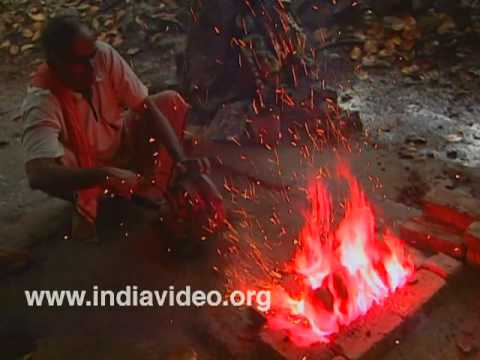 Aranmula kannadi – A metallurgical tradition
