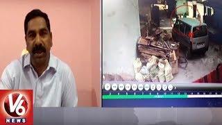 Rachakonda Police Releases CCTV Footage Of Uppal Woman Thief  - netivaarthalu.com