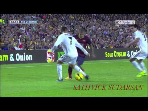 Dani Alves●Banana●Skills & Goals●(HD)