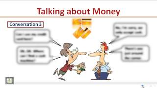 LISTENING - Talking about Money