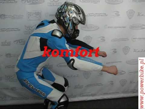 ARLEN NESS LS2 - 8136 AN (kombinezon motocyklowy) // POWERBIKE