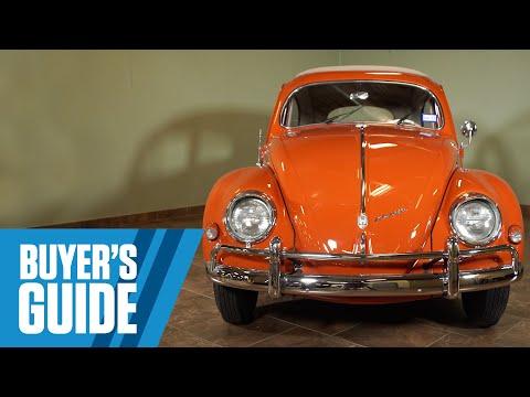 Volkswagen Beetle   Buyer's Guide