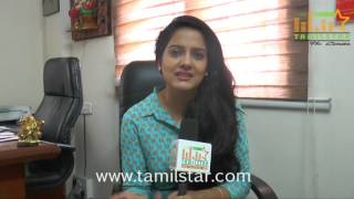 Vishakha Singh At Vaaliba Raja Movie Team Interview
