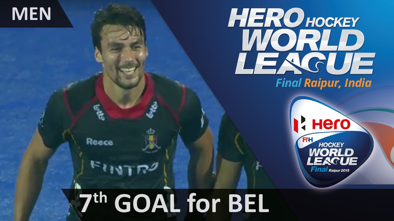BEL 7-2 CAN Great skills from the Belgium team and van Aubel touches in #HWL2015 #Raipur