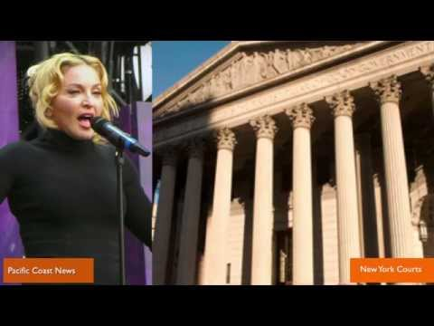 Madonna reportedly blows off jury duty in New York City, according to the New York Post. Buzz60's Leigh Scheps (@LeighTVReporter) says its not the craziest c...