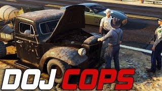Dept. of Justice Cops #261 - Gas Siphon Life (Criminal)