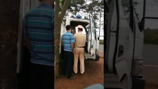 CSGT Đắk Lắk đoạn qua B Hồ bắt lỗi liên thiên bị lái xe vạch mặt
