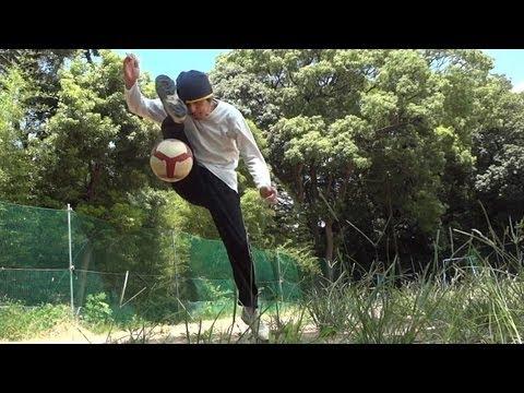 [動画]2013/08/02 Freestyle Football フリスタ動画