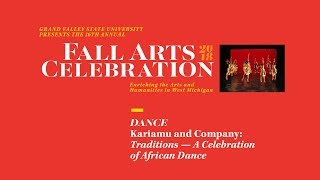 Fall Arts Celebration 2018 - Dance