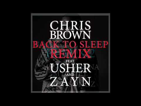 Chris Brown - Back To Sleep MEGAMIX (ft. Usher, Zayn, Miguel, Trey Songz, Tank, R Kelly, and more)
