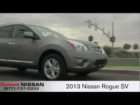 Nissan Rogue SV Промо