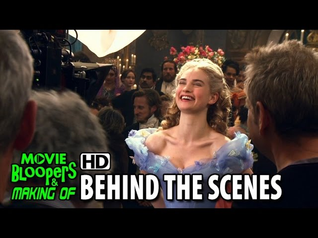 Cinderella (2015) Making of & Behind the Scenes with Trivia