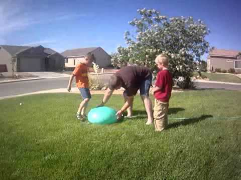 Water Balloon Pop