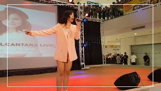 Handa Na Ba Kayo | Kyline Alcantara LIVE at South Park Ayala Mall