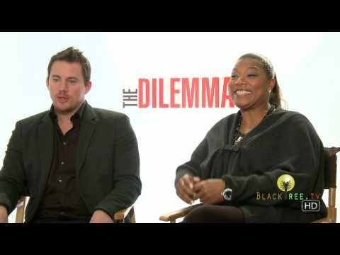 "Queen Latifah On Her 'Lady Wood' And Possibly Doing A ""Stripper Movie"" After The Dilemma"